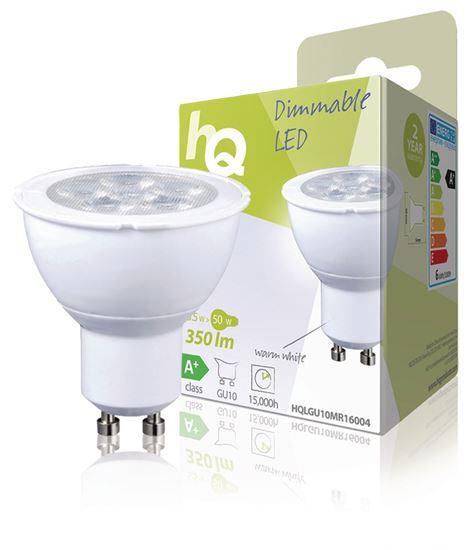 Billede af LED-pære (kan dæmpes) MR16 GU10 5,5 W