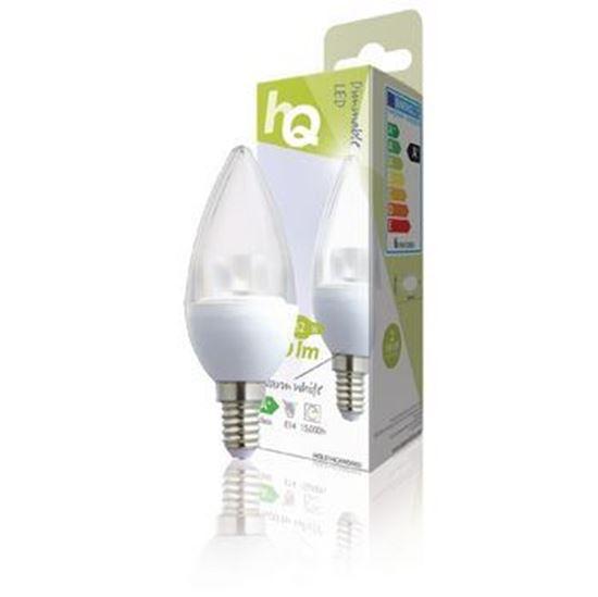 Billede af LED-pære, (kan dæmpes) E14 5,5 W