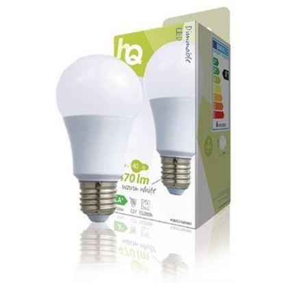Billede af LED-pære (kan dæmpes) A60 E27 6,5 W