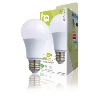 Billede af LED-pære (kan dæmpes) A60 E27 9 W