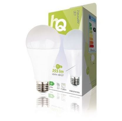 Billede af LED-pære (kan dæmpes) A67 E27 13 W
