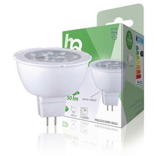Billede af LED-pære MR16 GU5.3 5,5 W