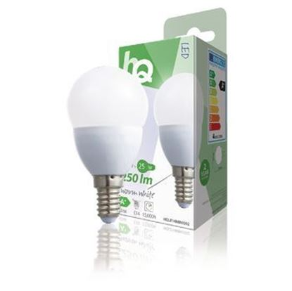 Billede af LED-pære, miniglobe, E14 3,5 W