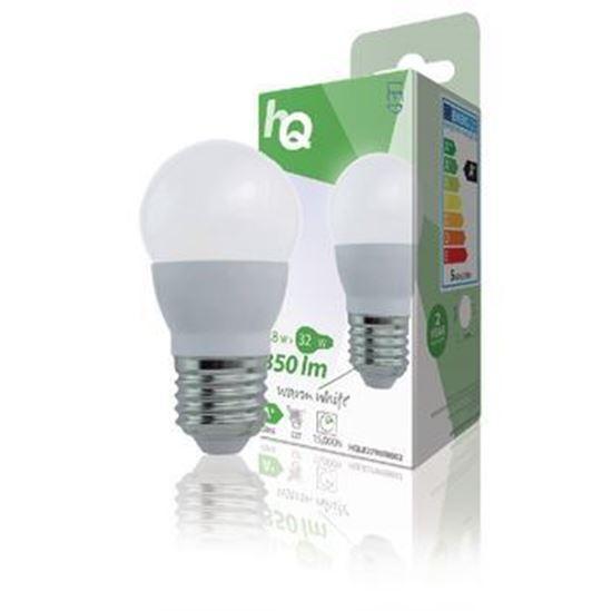 Billede af LED-pære, miniglobe, E27 5 W