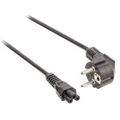 Billede af Strømkabel 2 M,  IEC320-C5 uden jord