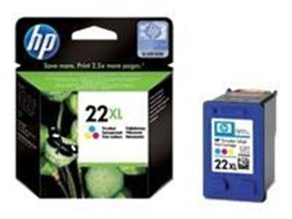 Billede af HP 22XL farve