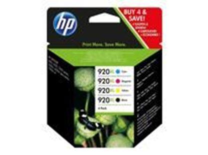 Billede af HP 920XL 4-pack